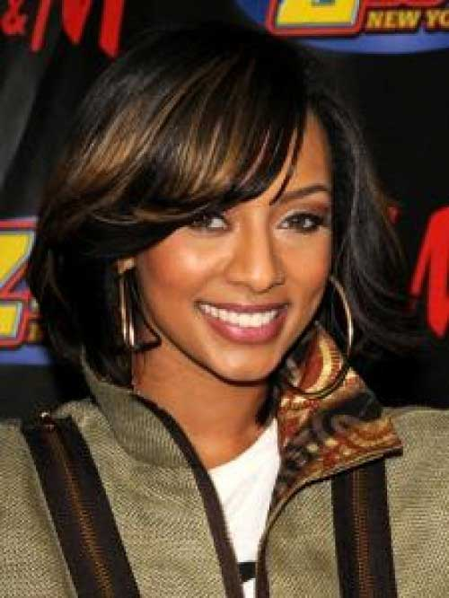 Best Highlighted Bobs for Black Girls
