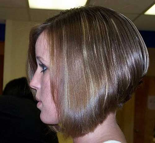 Best Inverted Bob Cut for Thin Hair