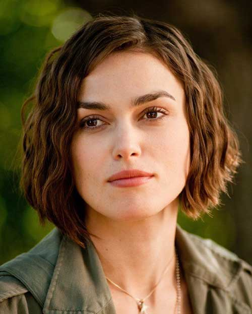 Keira Knightley Bob Haircut