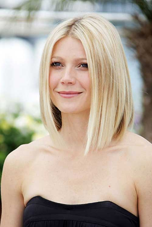 Best Long Bob Blonde Hair Color