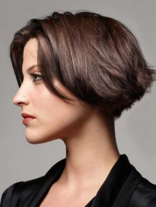 Mature Short Bob Hairstyles