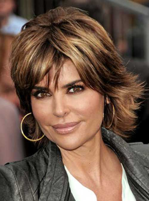 Best Mature Layered Bob Hairstyles