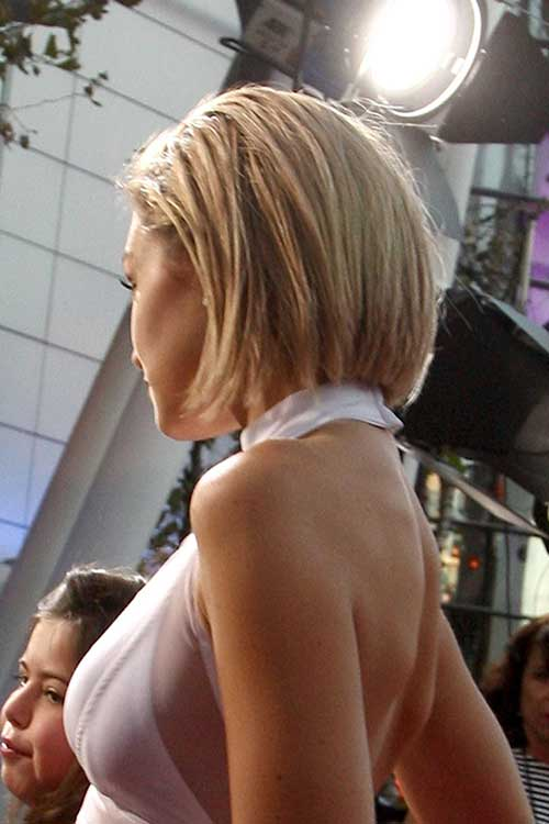 New Bob Haircuts Back View Look