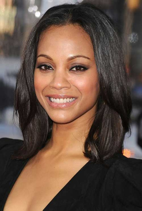 Best Straight Dark Hair Bobs for Black Girls
