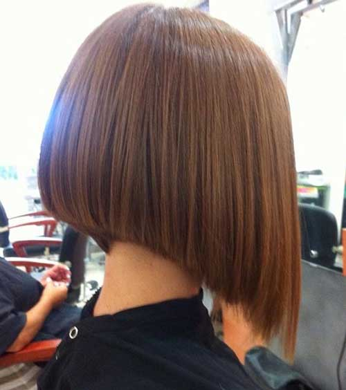 Nowadays Most Popular Inverted Bob Haircuts Bob