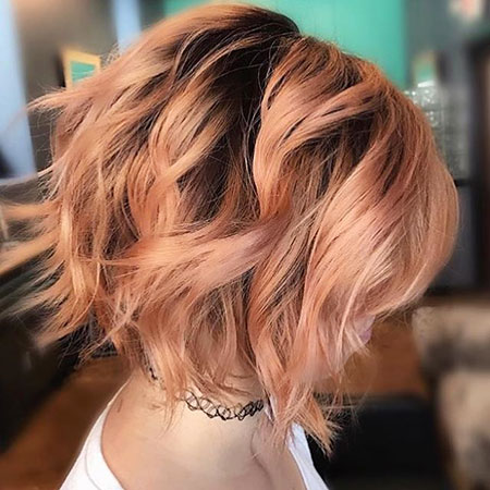 Beautiful Cut and Color Hair