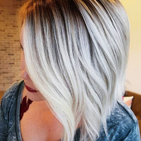 Cool Tones Hair