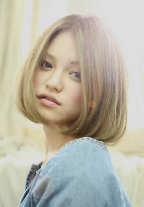 Asian Straight Bob Hairstyles
