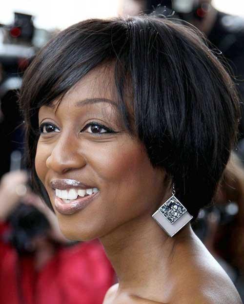 Black Women Classy Short Bob Hairstyles