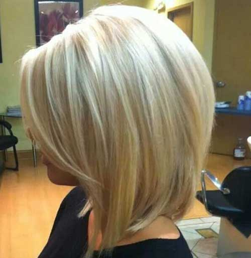 Stylish Blonde Bob Hairstyles