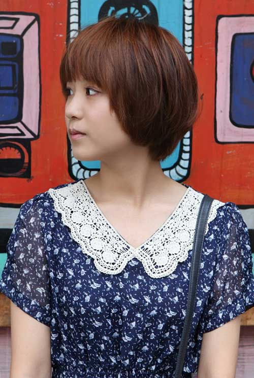 Best Bob Haircut Asian Style