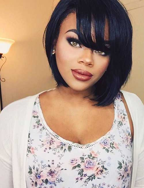 Wondrous 25 Best Bob Haircuts Black Women Bob Hairstyles 2015 Short Hairstyle Inspiration Daily Dogsangcom