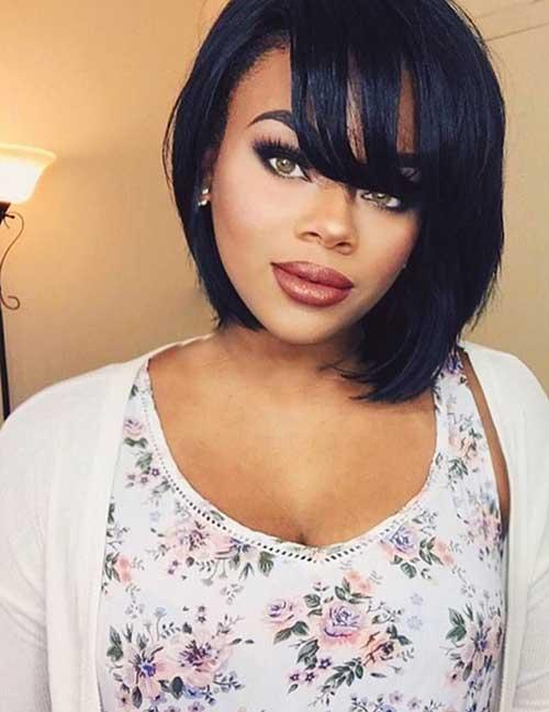 Astounding 25 Best Bob Haircuts Black Women Bob Hairstyles 2015 Short Hairstyles For Women Draintrainus