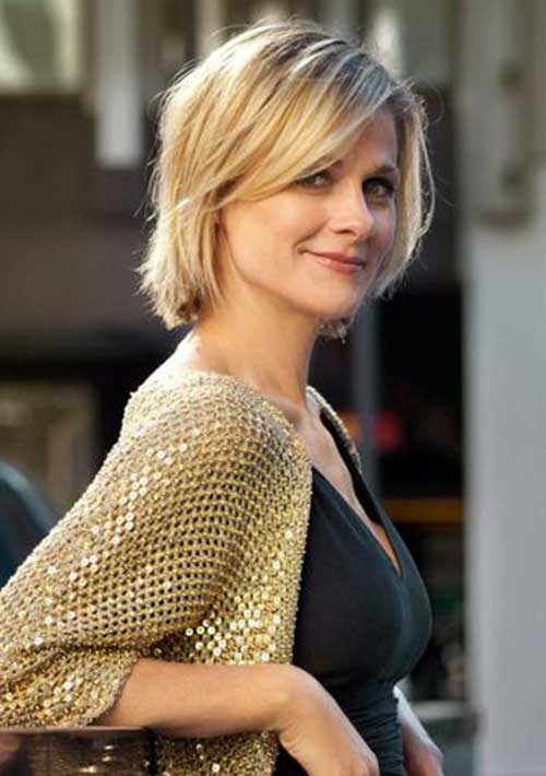 Best Bob Haircuts for Older Women