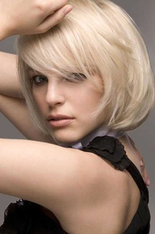 Best Bob Haircuts with Bangs 2015