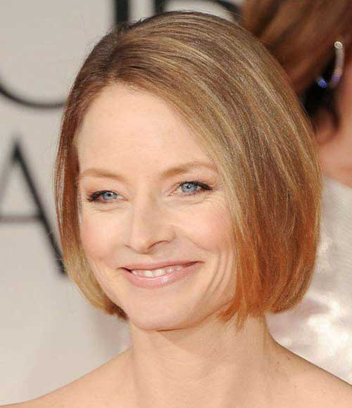 Chic Bob Hairstyles for Women Over 50