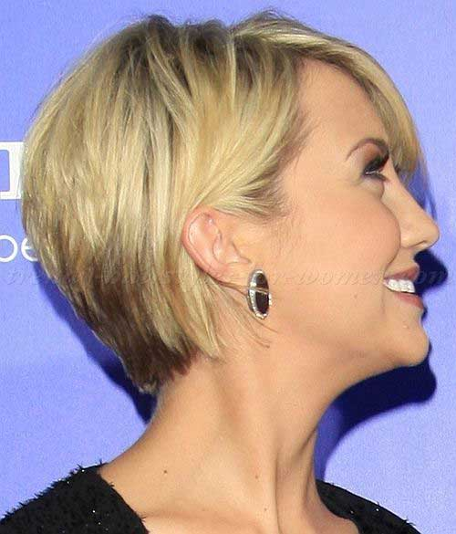 Chelsea Kane Bob Haircuts Back View