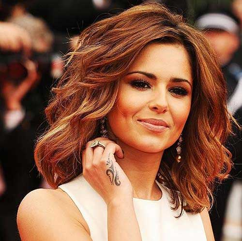 Cheryl Cole Best Bob for Women