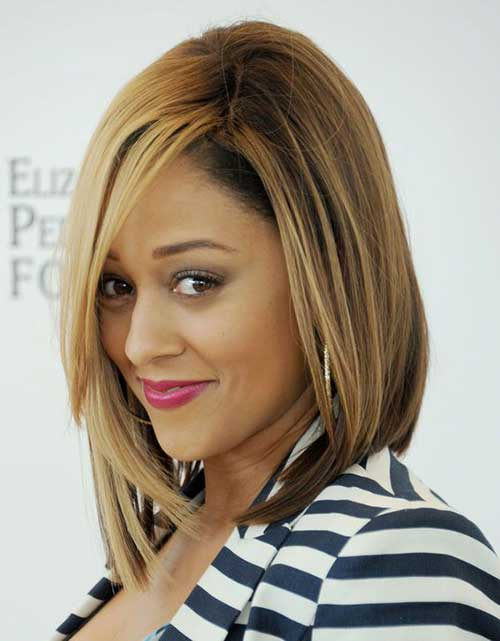 Best Chic Straight Long Bob Cut