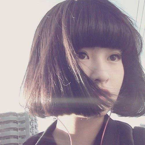 Surprising 10 Chinese Bob Hairstyle Pictures Bob Hairstyles 2015 Short Hairstyle Inspiration Daily Dogsangcom
