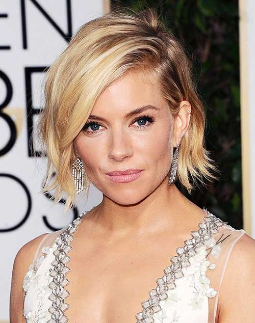 Choppy Bob Cut for Girls