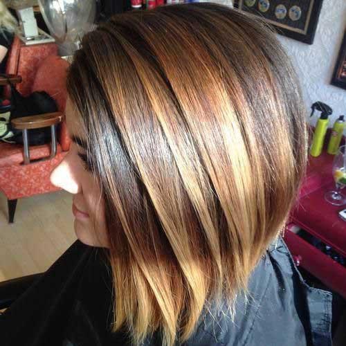 20+ Cute Long Bob Haircuts | Bob Hairstyles 2017 - Short
