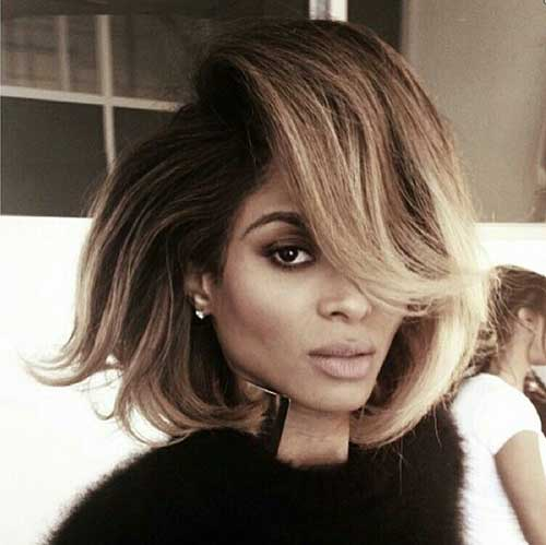 Ciara Short Hair Bob