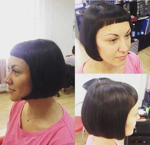 Classic Blunt Bob Hairstyles