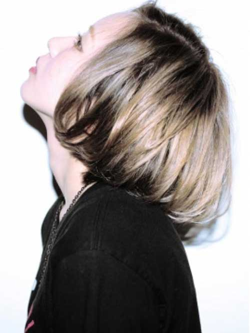Best Colored Bob Cut for Girls