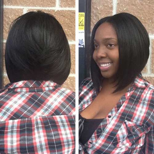 Swell 25 Best Bob Haircuts Black Women Bob Hairstyles 2015 Short Hairstyles For Men Maxibearus