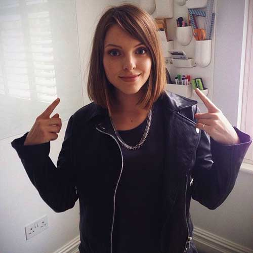 Best Cute Long Bob Haircuts