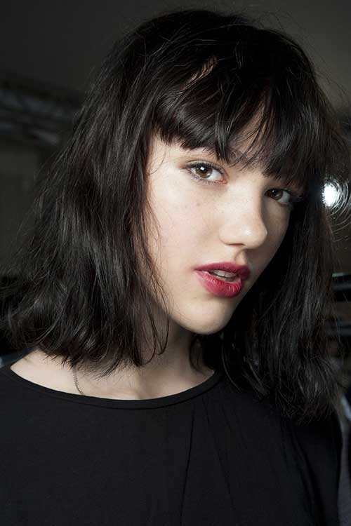 ... Bob With Bangs | Bob Hairstyles 2015 - Short Hairstyles for Women