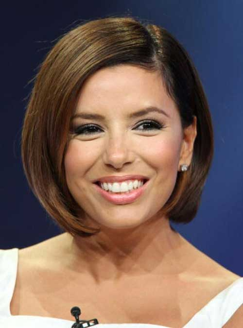 Eva Longoria Short Hair Bob Cuts