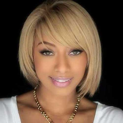 Fabulous Short Bob Hairstyles for Black Women
