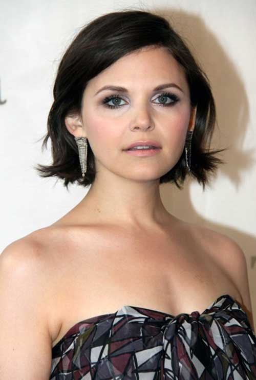 Ginnifer Goodwin Bob Hair