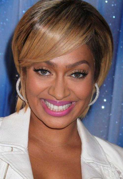 Superb 25 Short Bob Hairstyles For Black Women Bob Hairstyles 2015 Hairstyles For Women Draintrainus