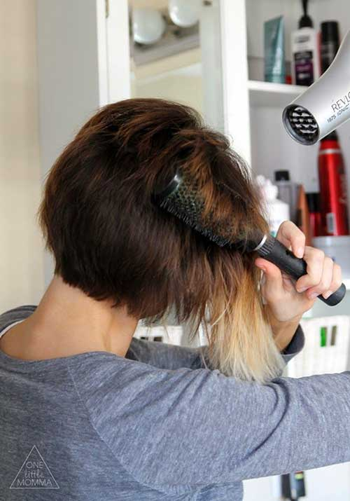 Graduated Bob Haircut Style