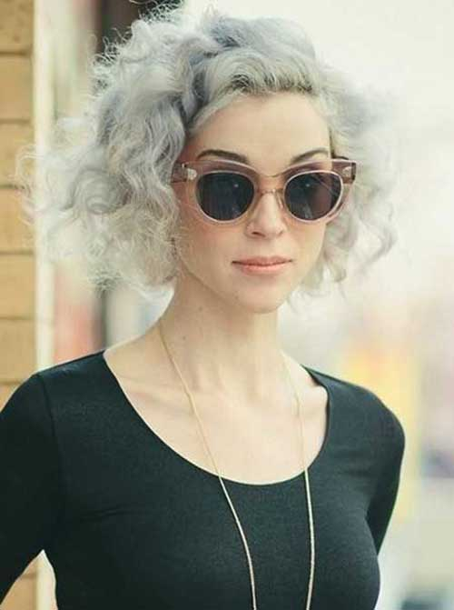 Latest Granny Hair Trend Bob