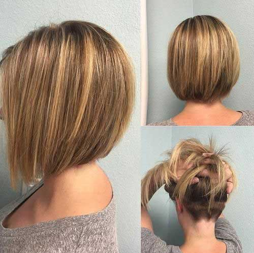 Best Highlighted Bob Hairstyle