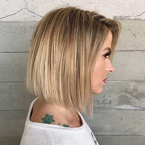 Images of Straight Bob Haircuts