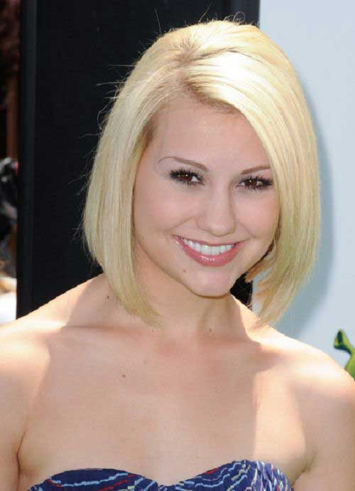 Inverted Bob Haircuts for Fine Blonde Hair