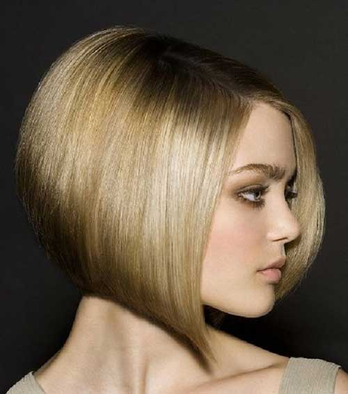 Chic Inverted Bob Hairstyles for Fine Hair