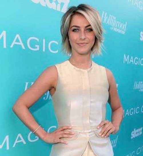 Best Julianne Hough Bob Cuts