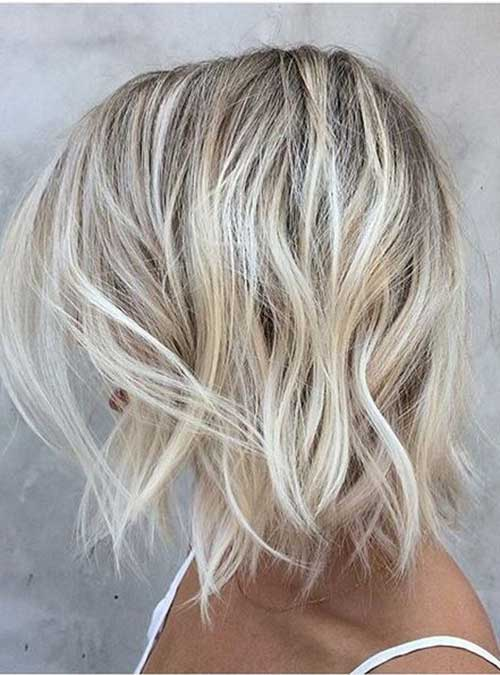 Julianne Hough Style Bob Haircut