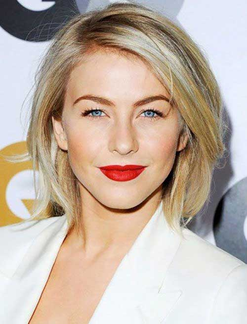 Julianne Hough Bob Hairstyles