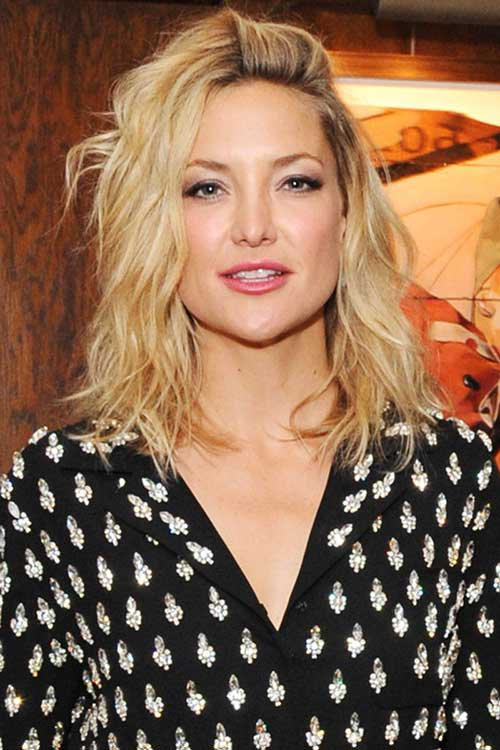 Kate Hudson Long Bob Haircuts