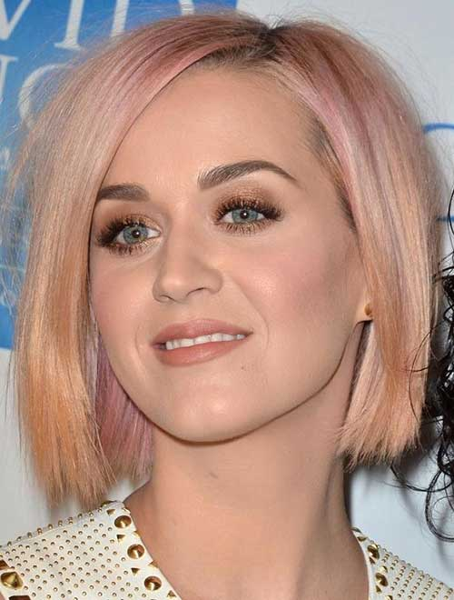 Katy Perry Bob Haircuts