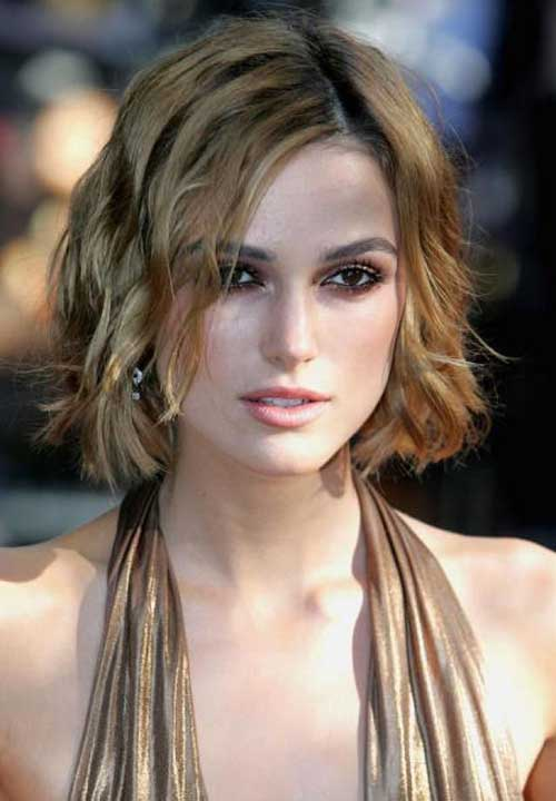 Keira Knightley Short Bob Hair