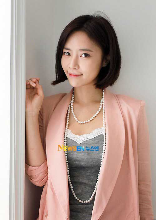 Chic Korean Bob Haircut