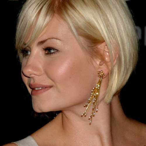 Layered Bangs Bob Haircuts 2015